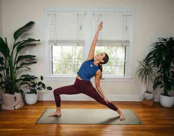 Adriene yoga